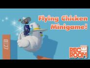 How to CV2- Flying Chicken minigame part 1