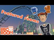 Cool Rollercoaster Map! Rec Room Featured Rooms Week of July 6th