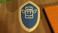 Quest Shield Blue