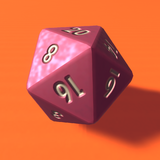 D20 Pink crop