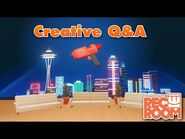 Creative Q&A 2021 February
