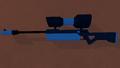 Paintball Sniper Team Blue