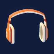 Notes Headphones (Lounge)