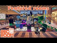 Rec Room - Featured Rooms (Community Builds) - Week of Jun 29th