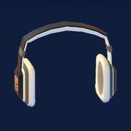 Notes Headphones (Techno)
