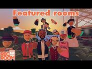 Rec Room - Featured Rooms (Community Builds) - Week of May 4th