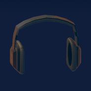 Notes Headphones (Black)