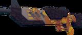 Paintball Burst Rifle - Fall