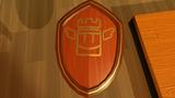 Quest Shield Wood