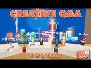 Creative Q&A 2021 July