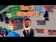 How To Use Circuits V2 (Beginner Tutorial, Events, and Variables) - Rec Room VR