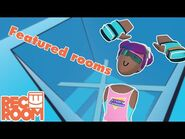 Neat Dropper Map! Rec Room Featured Rooms Week of July 20th