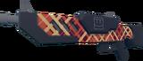 Paintball Burst Rifle - Plaid