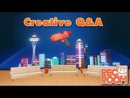 Creative Q&A 2021 January