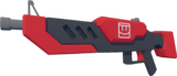 Paintball Burst Rifle - Red Team