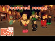 Rec Room - Featured Rooms (Community Builds) - Week of Apr 20th