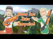 How To Rec Room- Rec Royale!