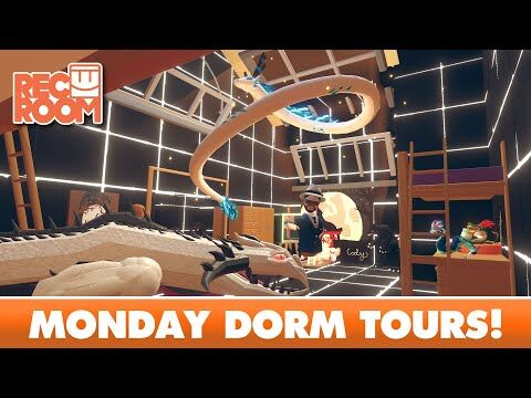 Monday_Dorm_Tours!_Happy_2021!