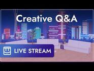 Creative Q&A 2021 August