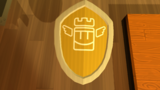 Quest Shield Yellow