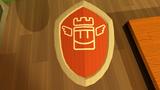 Quest Shield Orange