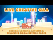 Creative Q&A 2020 October