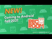 Rec Room is Coming to Android, And We're Celebrating With Exclusive Items!