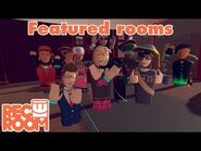 Rec Room - Featured Rooms (Community Builds) - Week of Apr 13th