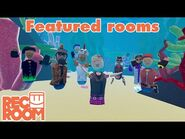 Rec Room - Featured Rooms (Community Builds) - Week of May 25th