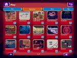 Watch Menu - Play (Favorites)