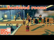Rec Room - Featured Rooms (Community Builds) - Week of May 11th