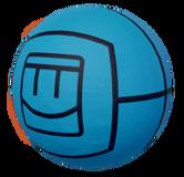 Basketball Skin - Blue