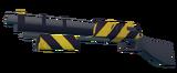 Paintball Shotgun Skin - Caution