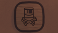 Paintball Shield Pirate