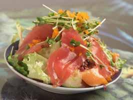 Su-No-Mo-No Salad
