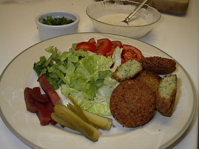 Lebanese Falafel II