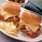 Deli-style Philly Steak Sandwich
