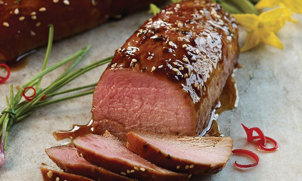 Teriyaki Pork Roast