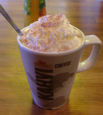 Laura Bush's Hot Chocolate