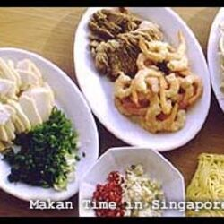 Singaporean Appetizers