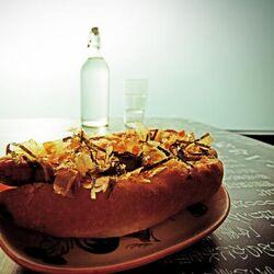 Japanese Hotdog