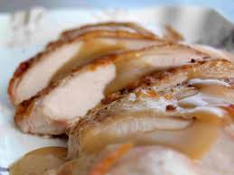 Roast Turkey Breast with Gravy