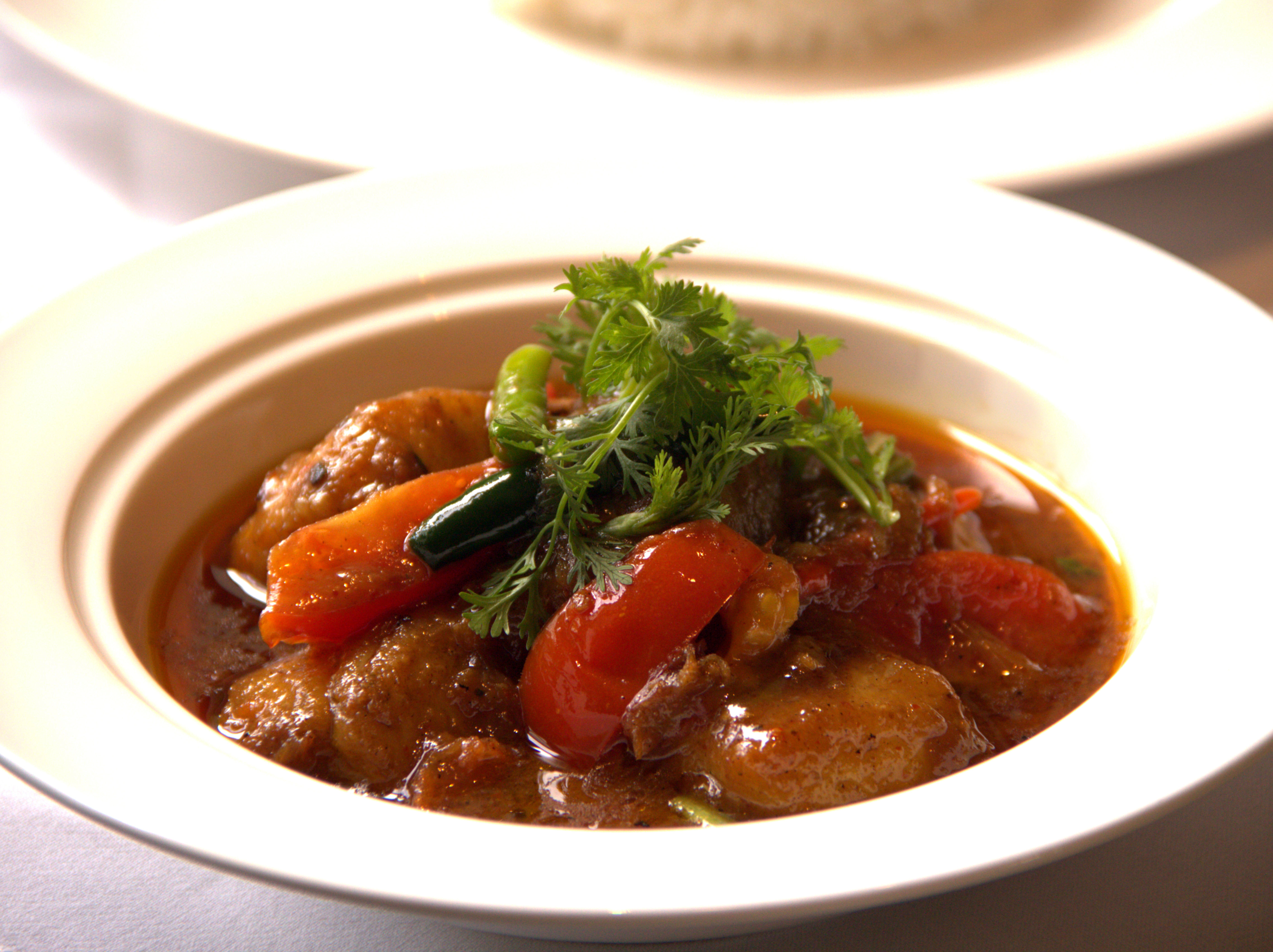 Butterfish Curry - A Taste of Thailand