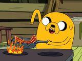 Bacon Pancakes (Adventure Time)