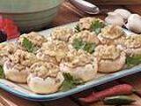 Pean's Sausage Mushroom Appetizers