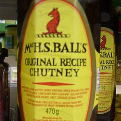 Mrs. Ball's Chutney