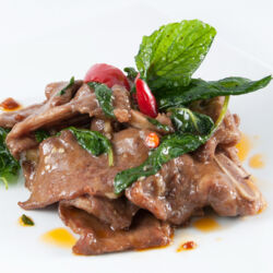 Bangkok Beef
