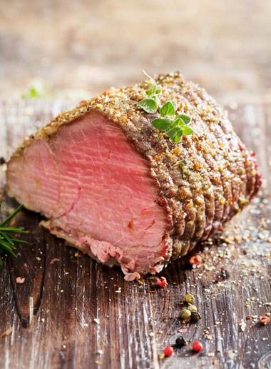 Spicy Roast Beef