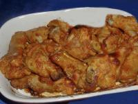 Pineapple Soy-glazed Chicken Wings