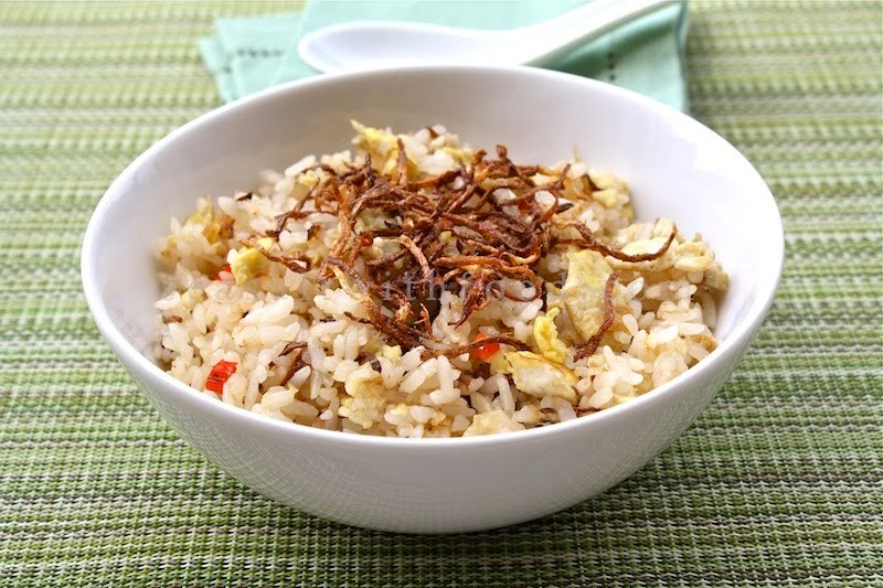 Out of the Park Gingered Rice